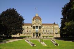Palais du Rhin (Strasbourg - France) Fotografia de Stock Royalty Free