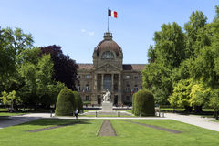 Palais du Rhin - Strasbourg - France Stock Image