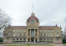Palais Du Rhin, Strasburg, Francja Obraz Stock