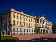 Palais du roi de la Norvège Photo libre de droits