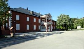 Palais du Roi Nikola I - Cetinje Photographie stock libre de droits