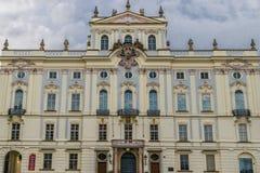 Palais du ` s d'archevêque Photo stock