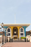 Palais du sultan de l'Oman Photos libres de droits