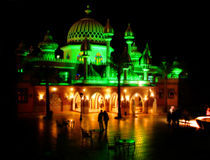 Palais Egypte Images stock