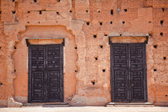 Palais El Badi (El Badi Palace) Stock Photography