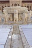 palais Espagne d'alhambra Grenade Photo libre de droits