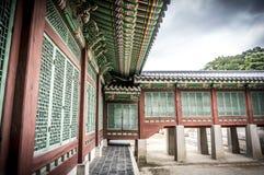 Palais est à Séoul Photo libre de droits