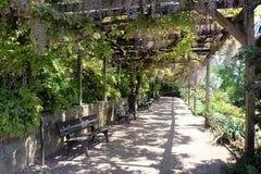 Palais et jardin de Johannisburg à Aschaffenburg Images stock