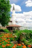 Palais et jardins de Balchik Images libres de droits