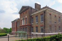 Palais et jardins de Kensington Photographie stock