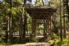 Palais et jardins de La Granja de San Ildefonso, Ségovie Images stock