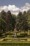 Palais et jardins de La Granja de San Ildefonso, Ségovie Photos libres de droits