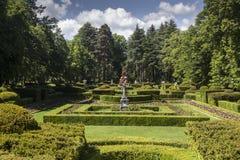 Palais et jardins de La Granja de San Ildefonso, Ségovie Images libres de droits