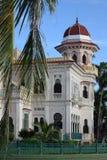 Palais exotique au Cuba photographie stock libre de droits