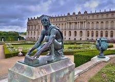 Palais fait pour un roi images libres de droits