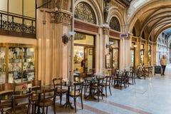Palais Ferstel在维也纳 图库摄影