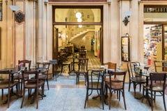 Palais Ferstel在维也纳 免版税库存照片