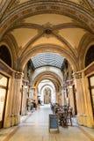 Palais Ferstel在维也纳 库存图片