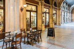 Palais Ferstel在维也纳 免版税图库摄影