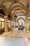 Palais Ferstel em Viena Fotos de Stock Royalty Free