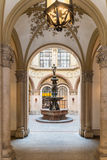 Palais Ferstel In Vienna Royalty Free Stock Photo