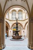 Palais Ferstel In Vienna Royalty Free Stock Images