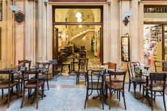 Palais Ferstel In Vienna Royalty Free Stock Photos