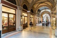 Palais Ferstel In Vienna Royalty Free Stock Image