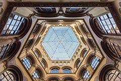 Palais Ferstel in Wien Stockfotografie