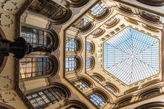 Palais Ferstel in Wien Stockfotos