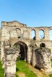 Palais Gallien, romersk amfiteater Royaltyfri Bild