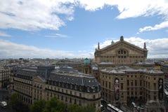 Palais Garnier, ουρανός, ορόσημο, πόλη, κωμόπολη στοκ φωτογραφία με δικαίωμα ελεύθερης χρήσης