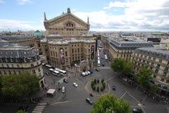 Palais Garnier, πόλη, ορόσημο, αστική περιοχή, μητρόπολη στοκ εικόνες