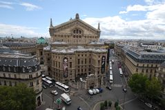 Palais Garnier, πόλη, ορόσημο, μητρόπολη, κωμόπολη στοκ φωτογραφίες με δικαίωμα ελεύθερης χρήσης