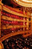 Palais Garnier, опера национальный de Париж Стоковое Изображение RF