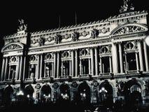 Palais Garnier Lizenzfreies Stockfoto