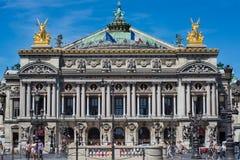 Palais Garnier (Opéra Garnier) Stock Photography