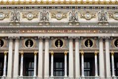 Palais Garnier (Opera House), Royalty Free Stock Images