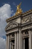 Palais Garnier Opera House, Paris, Royalty Free Stock Photography