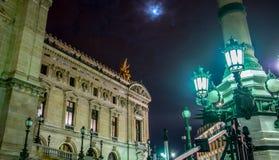 Palais Garnier Royalty Free Stock Photo