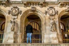 Palais Garnier Royalty Free Stock Images