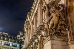 Palais Garnier Stock Images