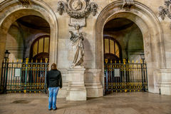 Palais Garnier Royalty Free Stock Photos