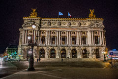 Palais Garnier Stock Photo