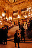 Palais Garnier, Opera National de Paris Stock Photography