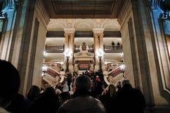 Palais Garnier, Opera National de Paris Royalty Free Stock Images