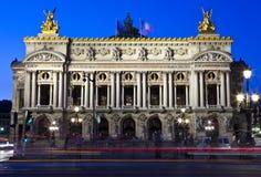 Palais Garnier a Parigi Fotografia Stock