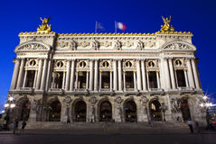 Palais Garnier in Paris Royalty Free Stock Photography