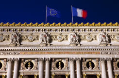 Palais Garnier in Paris Royalty Free Stock Images