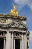 Palais Garnier, the Paris  Opera Stock Photos